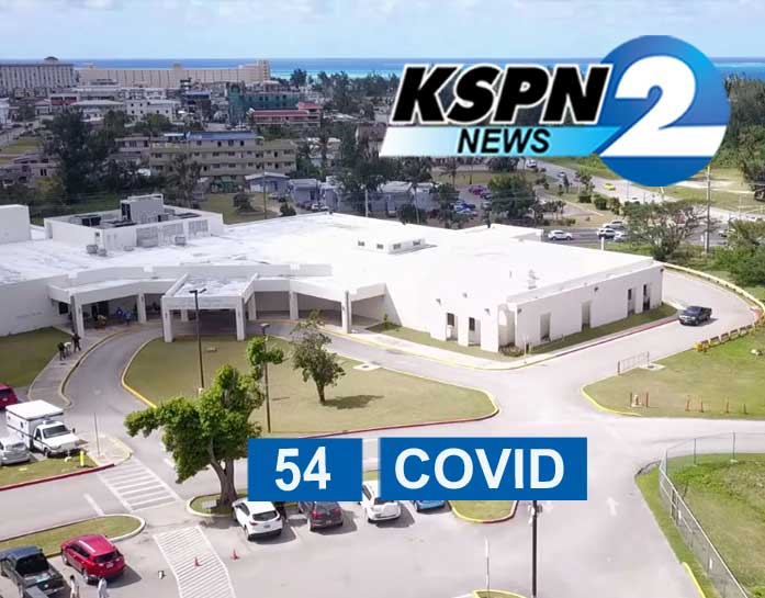 KSPN2 NEWS August 19, 2020