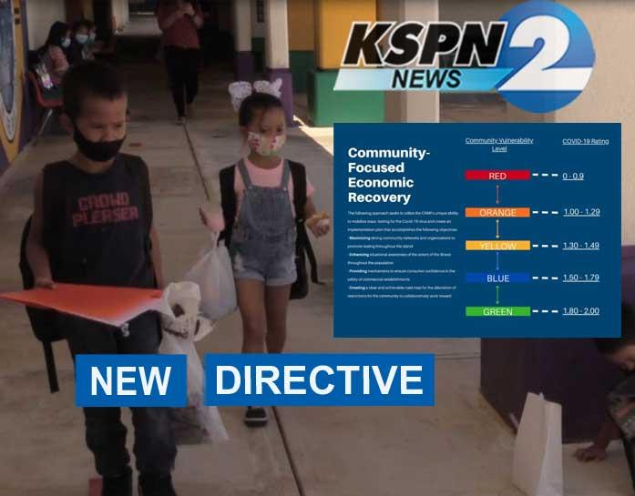 KSPN2 NEWS September 04, 2020