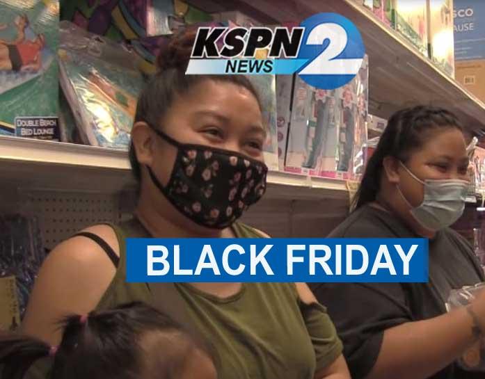 KSPN2 NEWS November 27, 2020