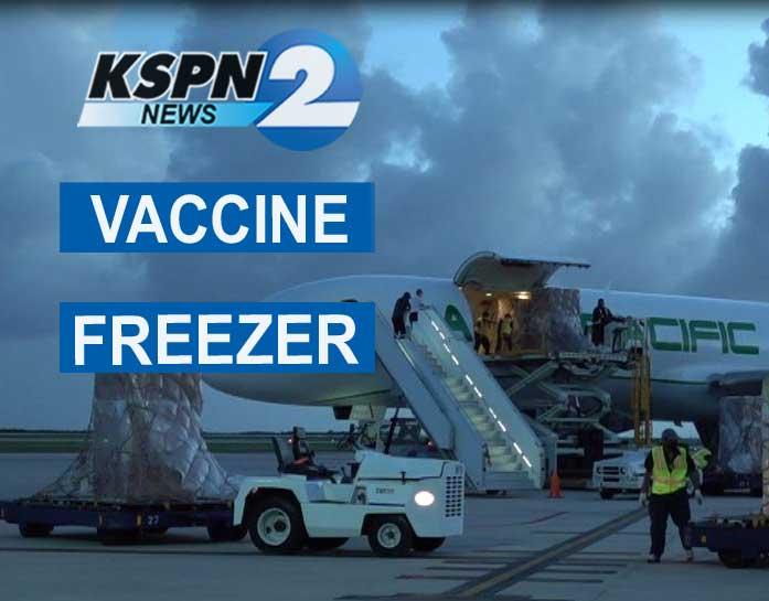 KSPN2 News December 02, 2020