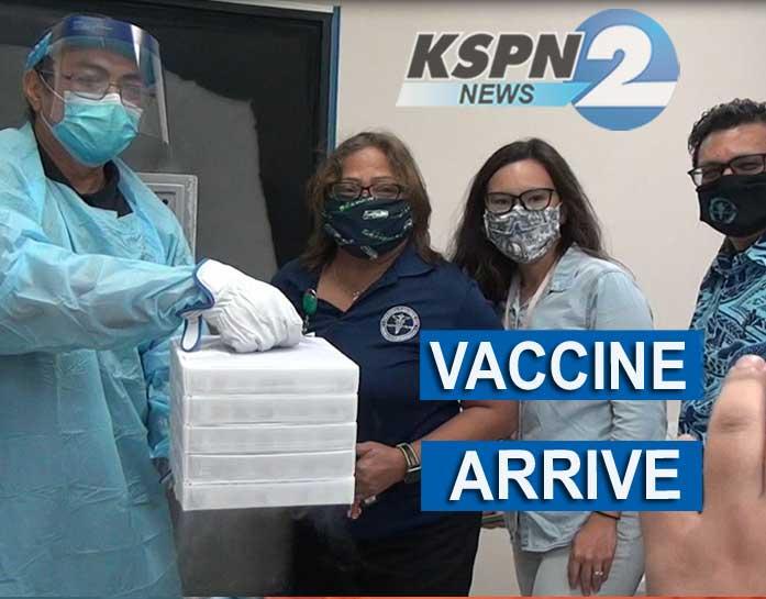 KSPN2 NEWS  December 18, 2020