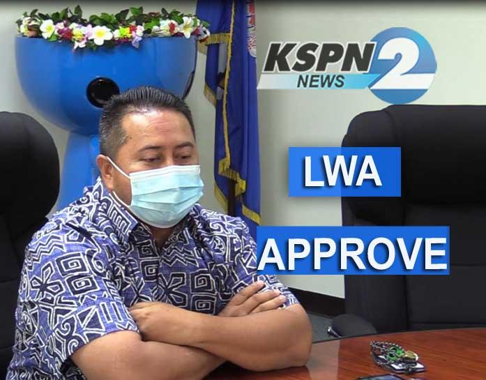 KSPN2 NEWS  March 19, 2021