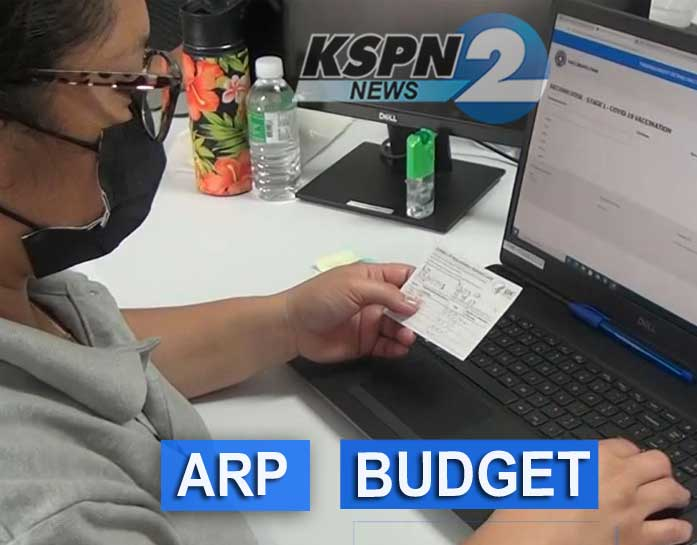 KSPN2 NEWS  April 16, 2021