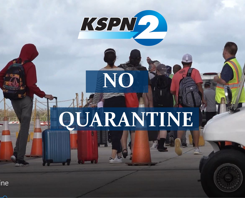 KSPN2 NEWS  April 28, 2021
