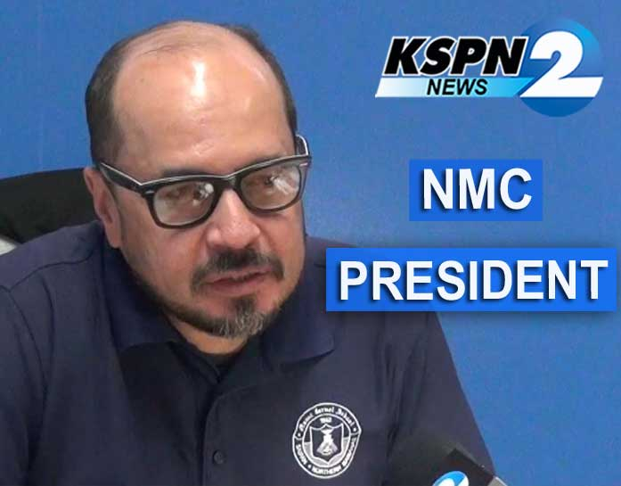 KSPN2 News May 10, 2021