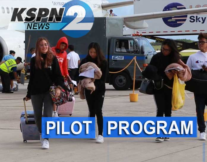 KSPN2 NEWS  June 02, 2021