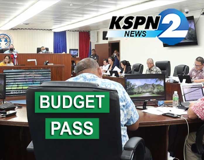 KSPN2 NEWS August 04, 2021