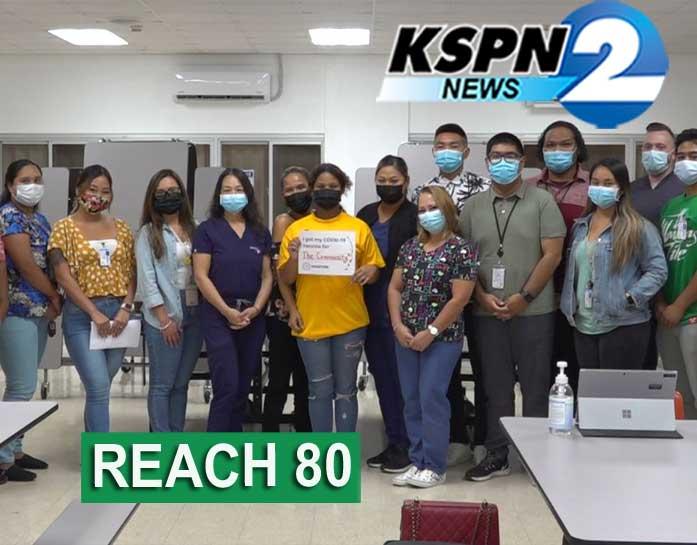 KSPN2 News September 10, 2021